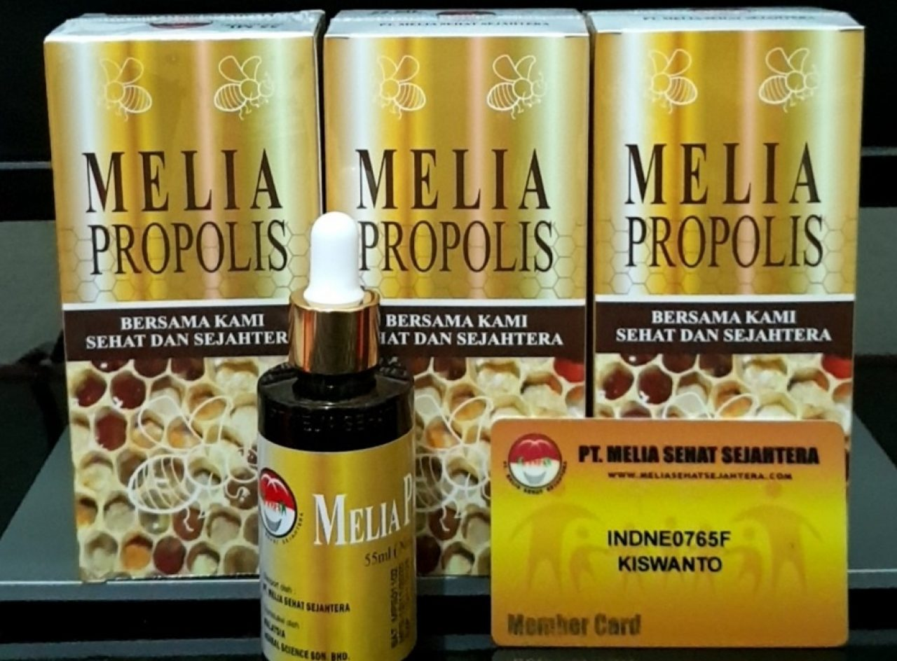 melia propolis 55ml asli